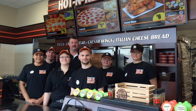 Little Caesars pizza opened its second Oshkosh location at 2204 Jackson St., June 15.