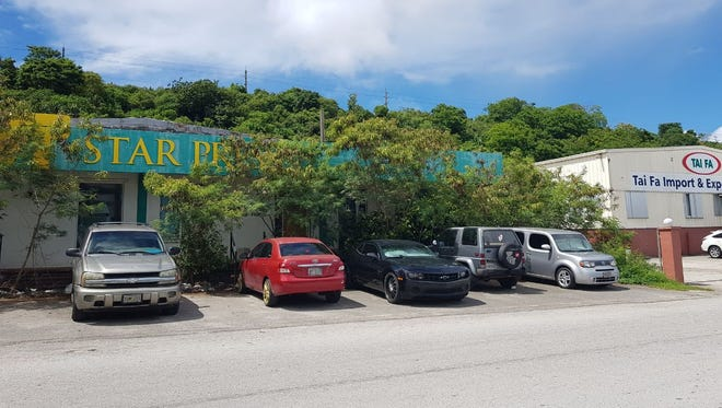 The Guam Economic Development Authority is seeking legislative approval to lease out a quarter acre property which was previously leased to Star Press to Tai Fa Import & Export Company which is right next to the property. The property is shown on May 10, 2018.