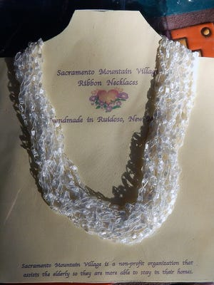Those interested in donating to Sacramento Mountain Village can  purchase necklaces and bracelets at Josie's Framery where all proceeds are donated. To attend the lunches, call at 575-258-2120. Everyone is welcome to the yearly events and the monthly brunch as well as being placed on the email newsletter list.