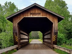 8 picture-perfect covered bridges to visit around Wisconsin