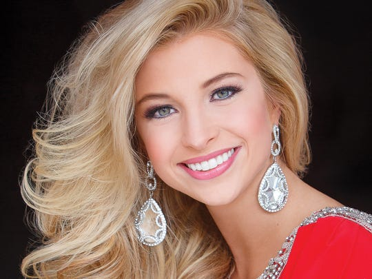 Miss Scenic City Meredith Maroney
