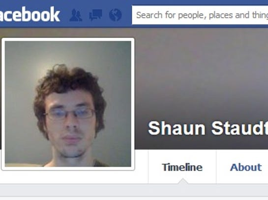 Shaun Staudte's Facebook photo