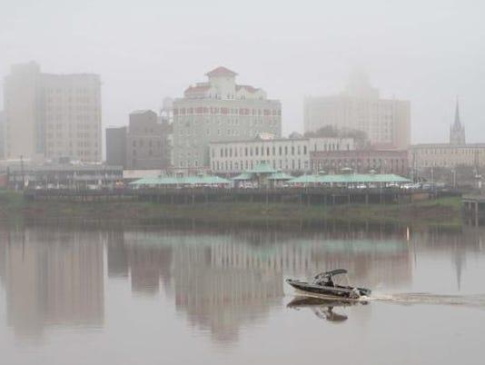 Weather - Fog