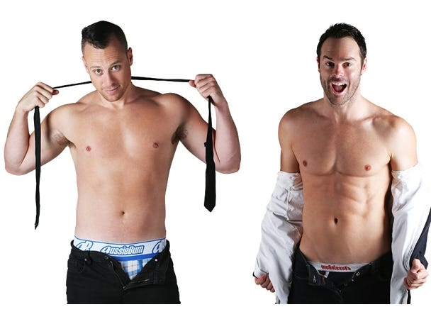 Win two tickets to this hot and hilarious performance by the Naked Magicians on Feb. 11. Enter 1/17-2/06.