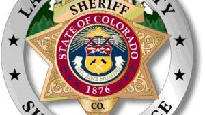 Larimer County Sheriff's Office deputies, with the assistance of Loveland Police Department officers and Colorado State Patrol troopers, arrested a man Sunday after a police chase.