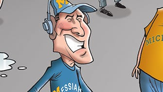 Jim Harbaugh is having a tough time turning around Michigan football.
