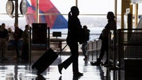 Airlines canceled fewer flights in October and received fewer complaints from travelers, according to Transportation Department statistics.