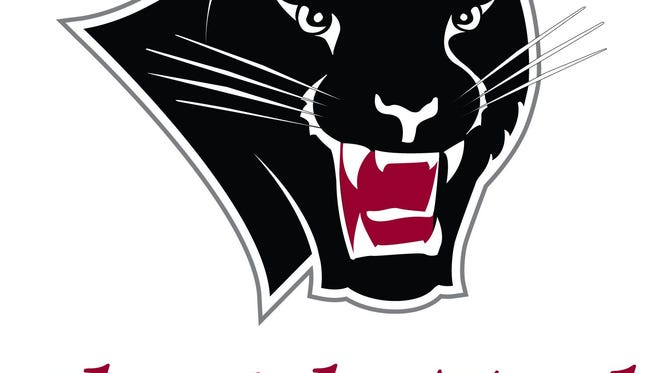 The Florida Tech Panther mascot logo.