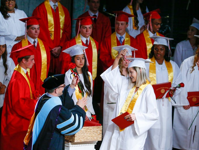 red lion christian personals Red lion christian academy graduates prepare their for commencement  exercises friday, june 1, 2018, at reach church in bear.