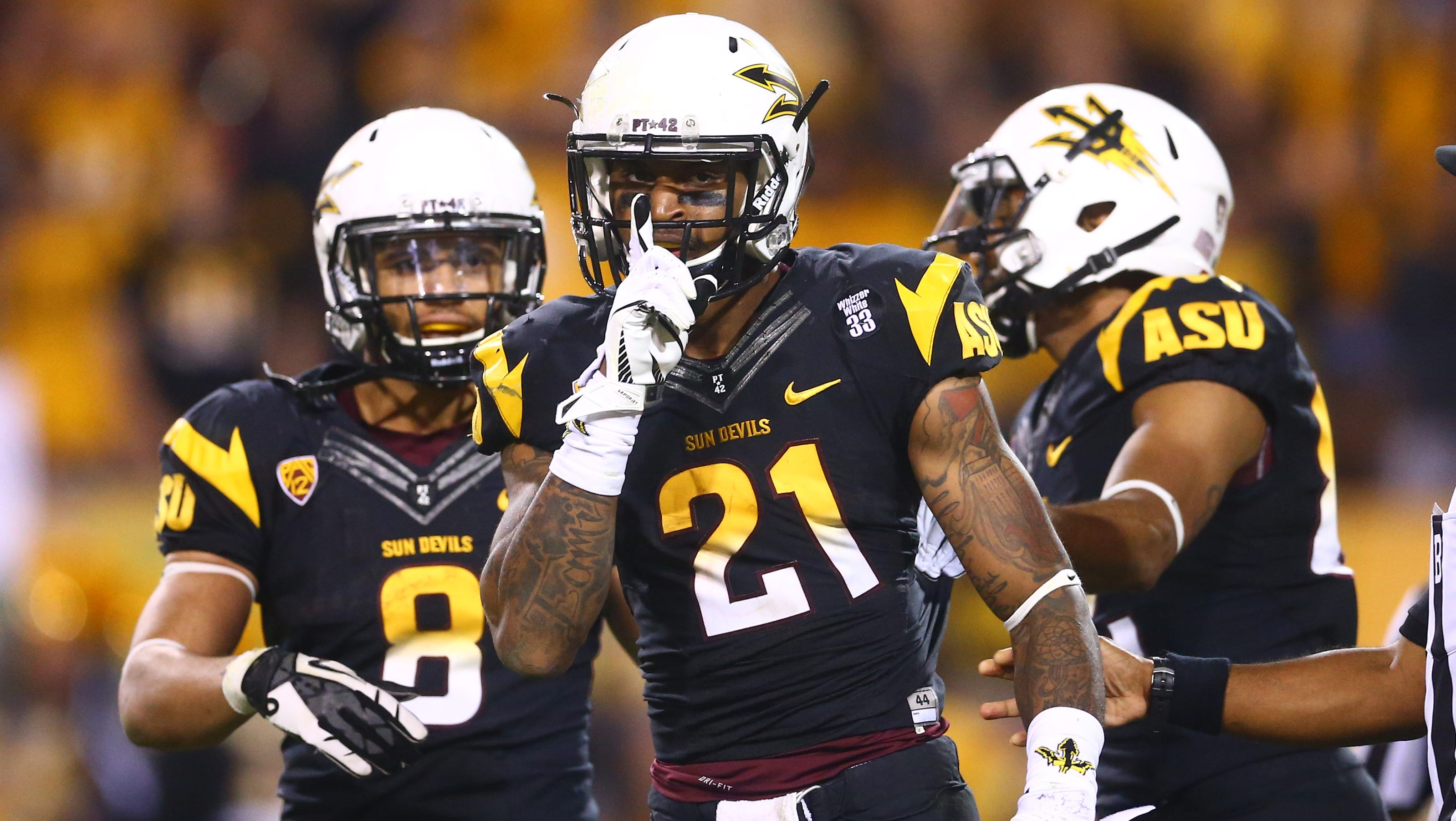 Strong Alexander Lead Sun Devils Wide Receivers
