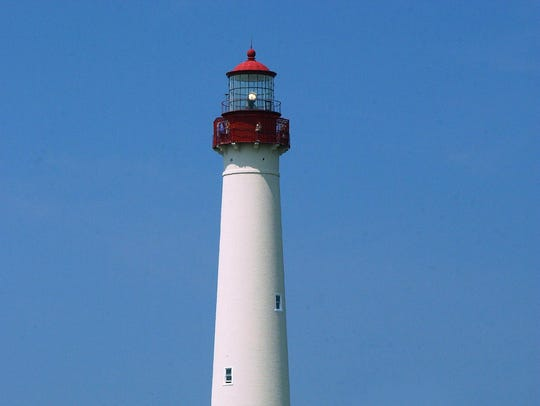 Cape May Lighthouse had a $2 million 15-year restoration.