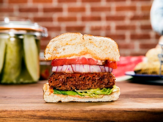 Beyond Meat is a plant-based food company dishing out meatless burgers and sausages.