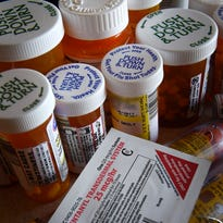 How many opioids can Tennessee collect during drug take back day?