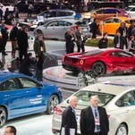 Your comprehensive guide to the 2017 Detroit auto show