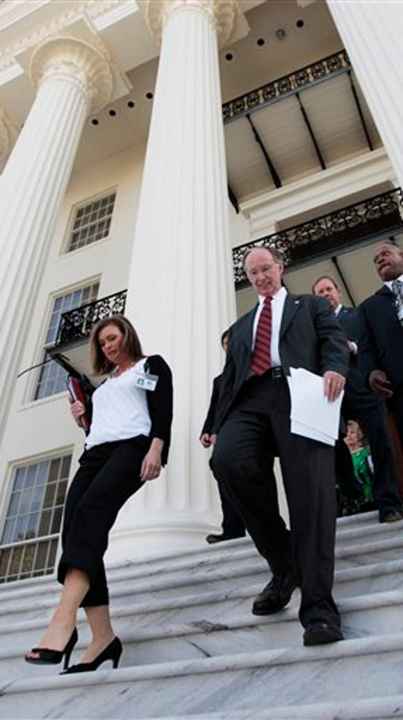 FILE -In this Tuesday, March 22, 2011 file photo Alabama