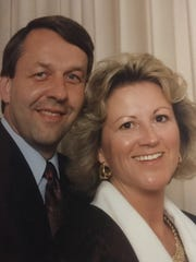 John and his wife of 41 years, Myrna, who passed away in 2010.