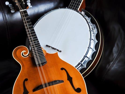 Bluegrass Mandolin and Banjo
