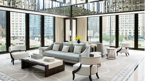 The Langham, Chicago, is one of the company's four