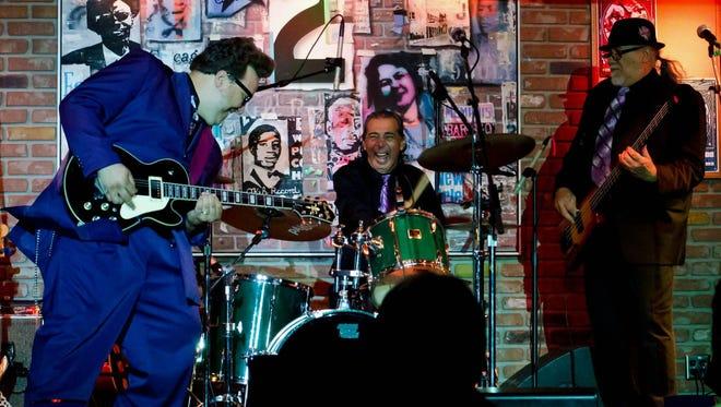 The Pitbull of Blues Band will perform Saturday during the Bonita Blues Festival.