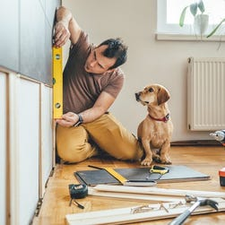 Getting a tax refund? Use it on home improvements to boost resale value