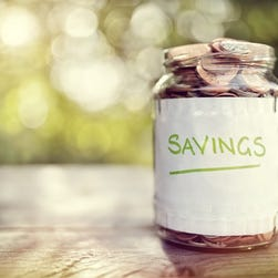 33% of Americans do not have more savings than credit card debt