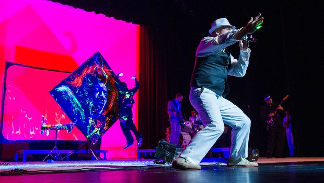 """The WCU Bardo Arts Center Performance Series presents """"Artrageous: An Interactive Art and Music Experience"""" at 7:30 p.m. April 29."""