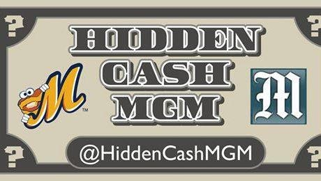 Hidden Cash Montgomery is coming to town on Friday, sponsored by the Montgomery Biscuits and the Montgomery Advertiser.