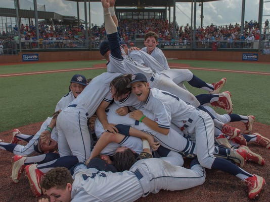 2016 LHSAA Baseball Tournament
