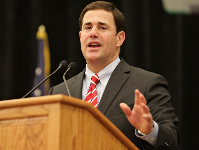 Does Gov. Doug Ducey's budget favor prisons at the