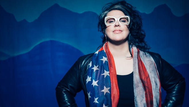 Sarah Potenza will support Garden State Equality with her Spring Lake performance on Saturday night.