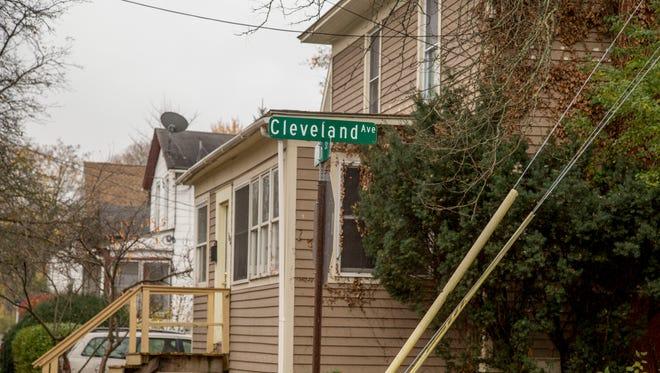 Cleveland Avenue, Ithaca.
