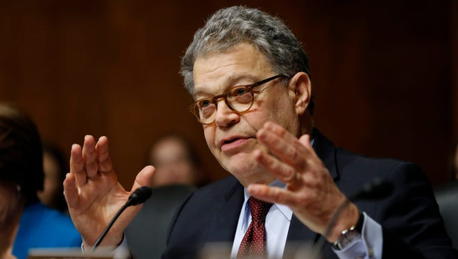 "Al Franken writes about his ""pivot"" from ""Saturday Night Live"" funnyman to Democratic U.S. senator from Minnesota in a new memoir: ""Al Franken, Giant of the Senate."" He will sign copies at Books & Greetings in Northvale on Saturday."