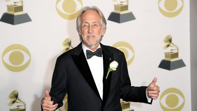 Neil Portnow, president of The Recording Academy.