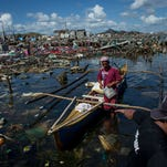 Philippines cleans up after Typhoon Haiyan