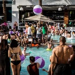 The grand opening of the posh Maya Dayclub can only mean one thing- pool season is upon us. Scottsdale's most gorgeous and fit residents didn't shy away from taking a dip on Saturday, March 14, 2015.