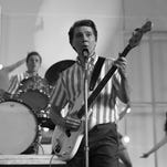"Paul Dano as Brian Wilson, in a scene from the film, ""Love & Mercy."" Dano plays Wilson in the mid-1960s."