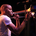 Trombone Shorty returns to closing night of the fest.