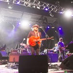 Wilco performs at Salt River Fields, Friday, July 3, 2015, in Scottsdale.