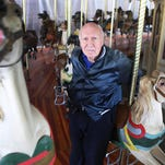 """""""The merry-go-round ... I've ridden maybe 10, 20 thousand times"""""""