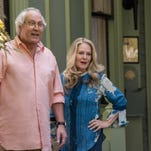 "This photo provided by Warner Bros. Pictures shows, Chevy Chase as Clark Griswold, and Beverly D'Angelo as Ellen Griswold, in a scene from New Line Cinema's comedy ""Vacation,"" a Warner Bros. Pictures' release."