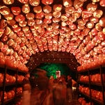 More than 7,000 hand-carved jack o'lanterns will be on display at this year's Blaze.