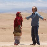 "Bill Murray is a washed-up music manager stranded in Kabul in ""Rock the Kasbah."""