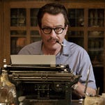 """Bryan Cranston appears in a scene from """"Trumbo.""""Cranston will receive the Spotlight Award, Actor, for his role in the film """"Trumbo."""""""