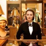 "Saoirse Ronan as Irish immigrant Eilis in a scene from the film ""Brooklyn."""