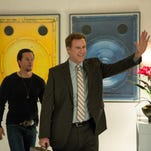 """Mark Wahlberg (left) as Dusty Mayron and Will Ferrell as Brad Whitaker in """"Daddy's Home."""""""