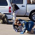 The 2011 Gabby Giffords shooting near Tucson