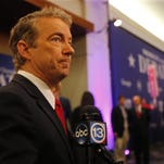 Photos: The Republican undercard debate in Des Moines