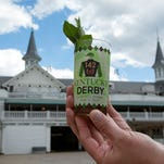 Made with bourbon, sugar, water and a sprig of mint, the Mint Julep is the official drink of the Kentucky Derby – the most prestigious horse race in America and the first jewel of the Triple Crown. The staff at Churchill Downs will pour more than 120,000 Mint Juleps for Derby fans on the first Saturday in May.