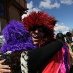 Watch: Burner fashion show, ski fest at Mt. Rose
