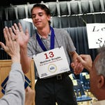 Highlights from the Lee County Middle School Spelling Bee
